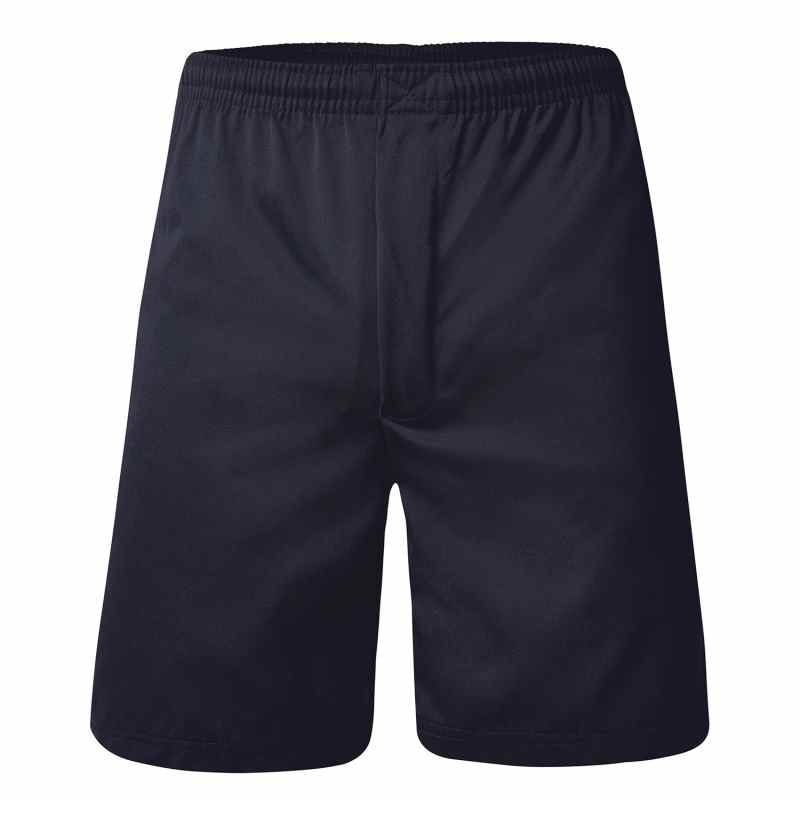 18666 Light High School Gaberdine Shorts