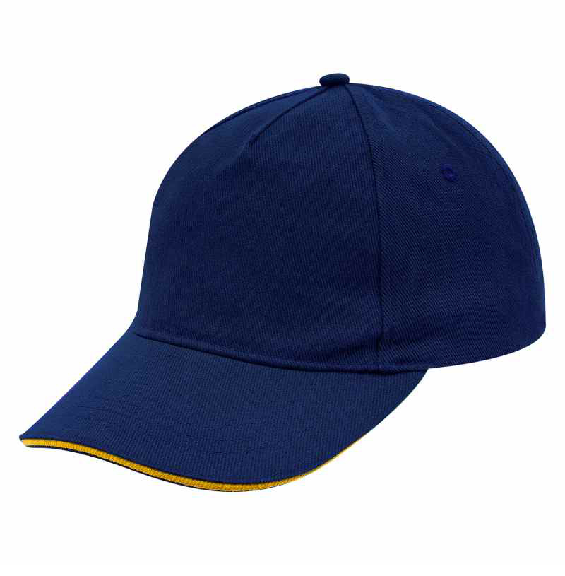 1901SP Trumper Baseball Cap with Sandwich Peak