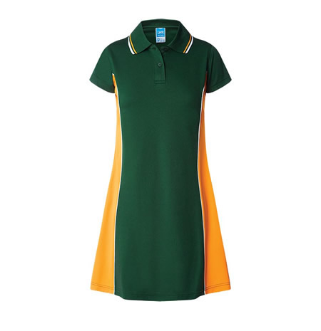 3764SB Harper Polo Dress
