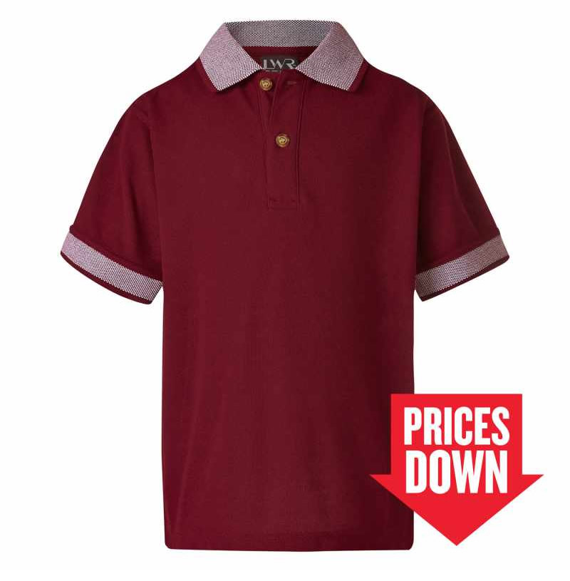 4220BE Gould Birds Eye Polo