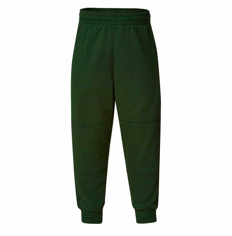 4310DP Wills Fleecy Double Knee Cuff Track Pants