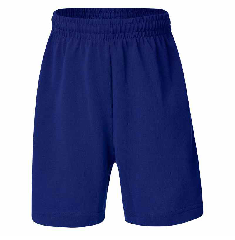 5270ZS Richards Rugby Knit Shorts with Zip Pocket