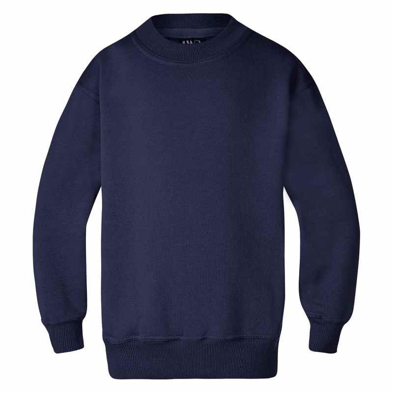 5310CN Barak Fleecy Crew Neck Sweat Shirt