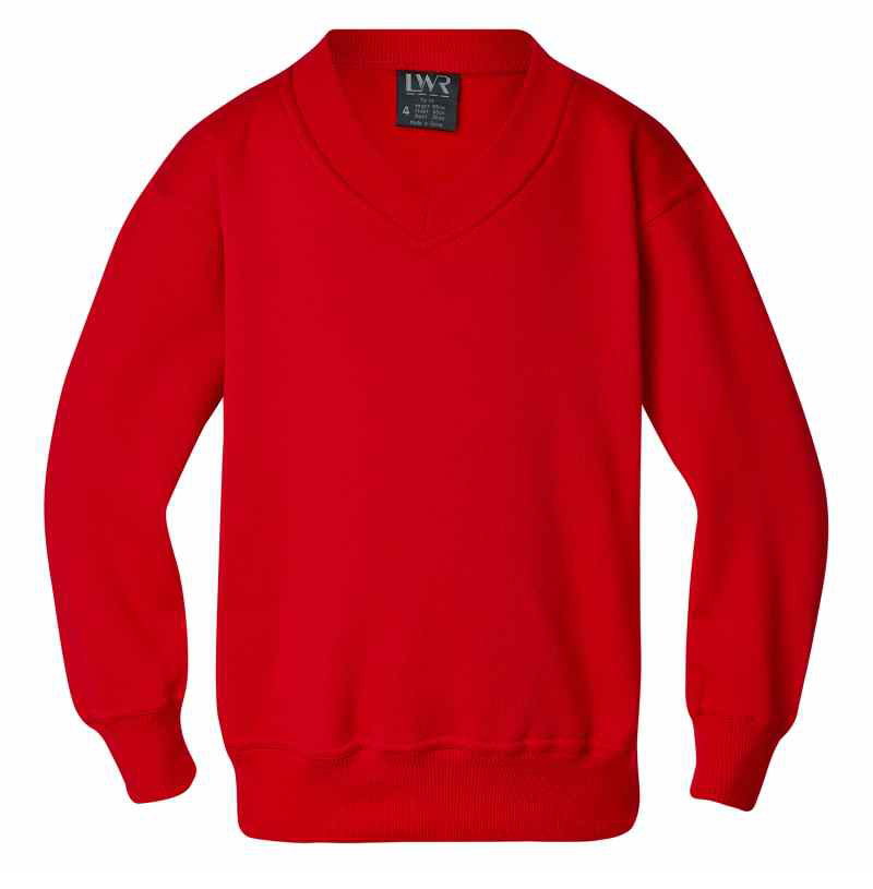 5310VN Baudin Fleecy V-Neck Sweat Shirt