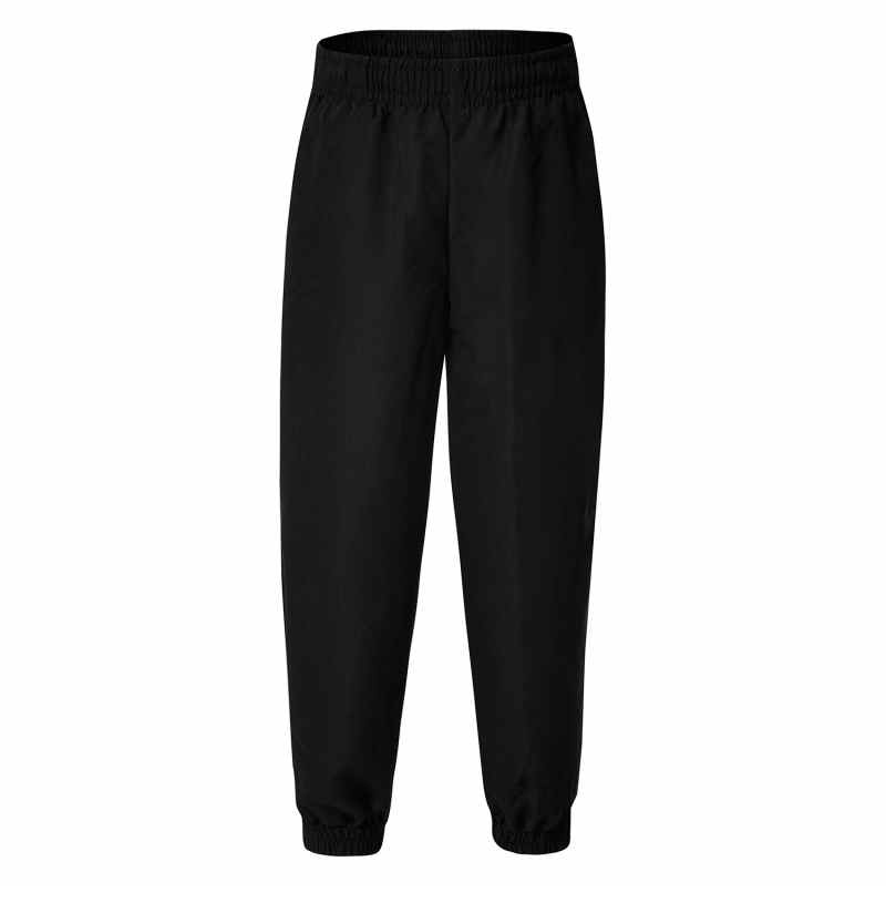 533P88 Darcy Microfibre Track Pants with Zip Cuff