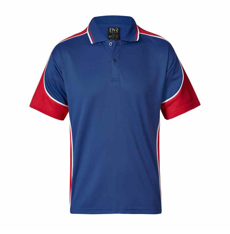 5760MP Duffield Raglan Sleeve Polo