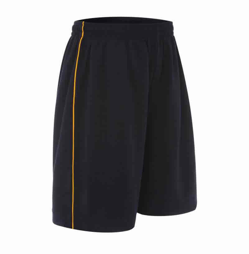 5766SP Reedman Sport Shorts with Contrast Piping