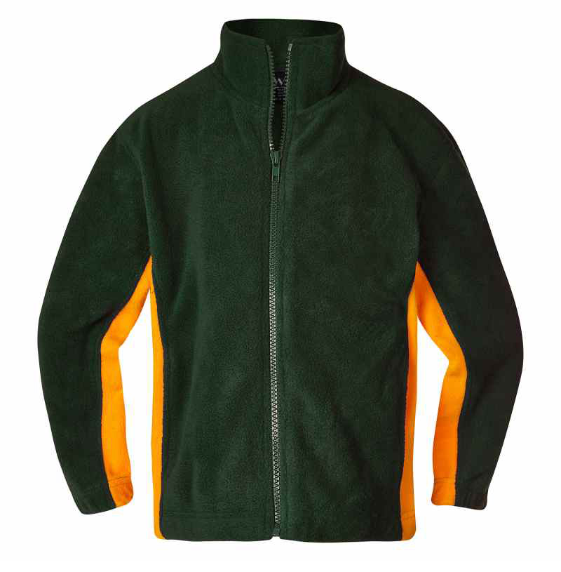 5880TJ Dampier Polar Fleece Panel Jacket