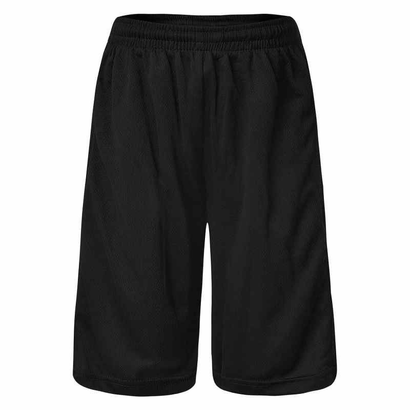 591066 Ruse Micro Mesh Shorts with Reverse Panels
