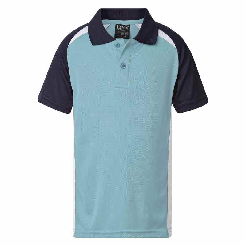 5911SP Greenway Raglan Sports Polo