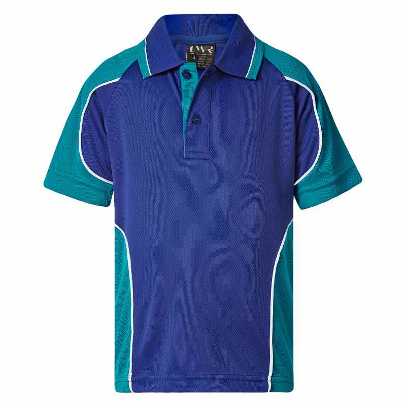 5912SB Dutton Round Panel Sports Polo
