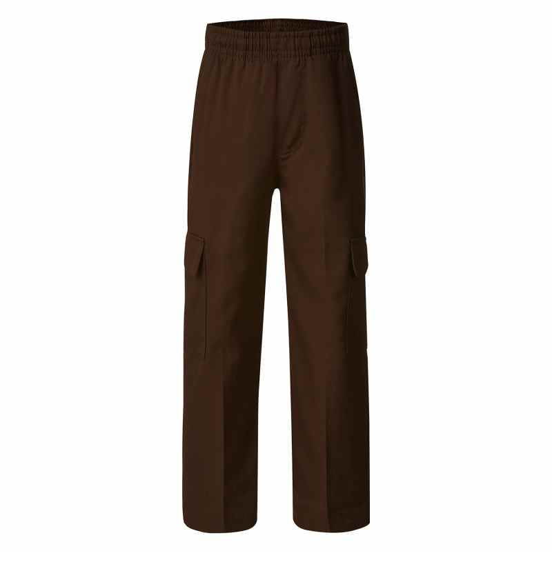B585CP Kingston Boys Gabardine Cargos