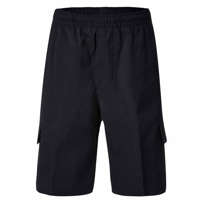B586CS Phillip Gaberdine Cargo Shorts