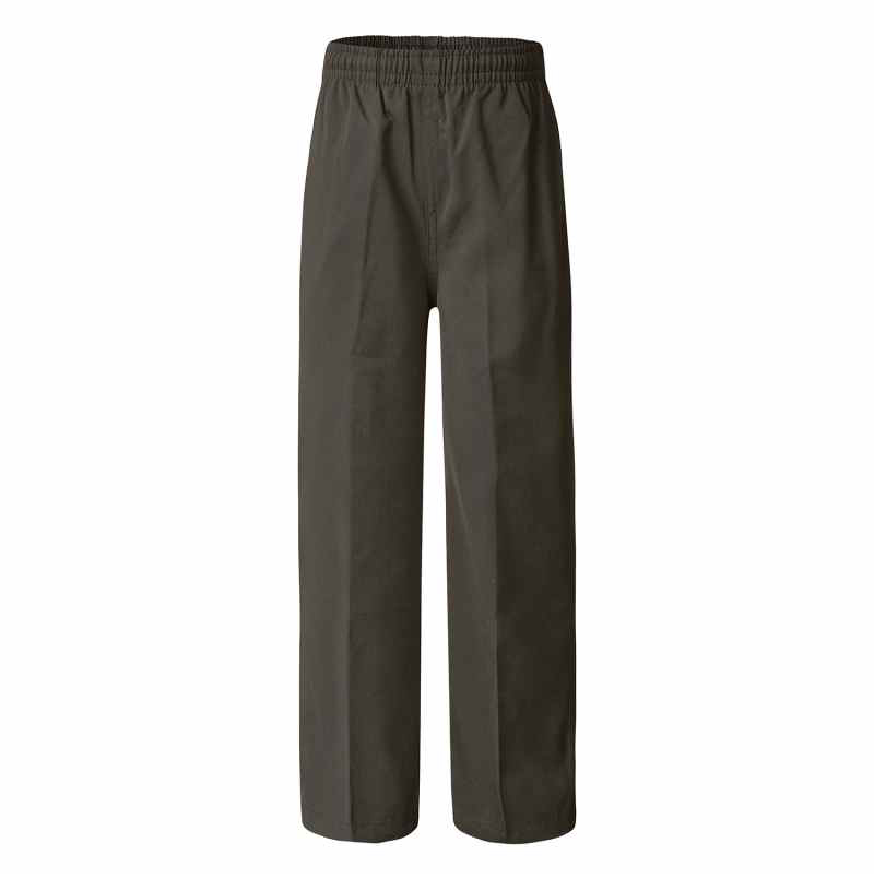 L4805 Fisher Gabardine Long Pants