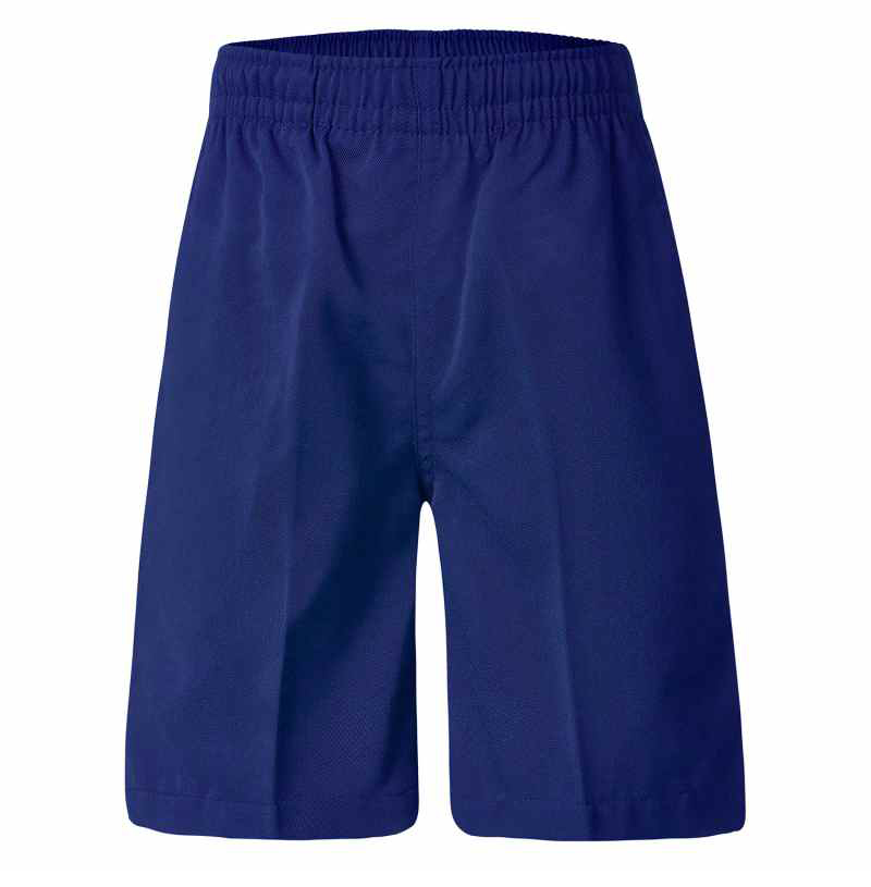 L4866 Arabanoo Boys Gabardine Shorts